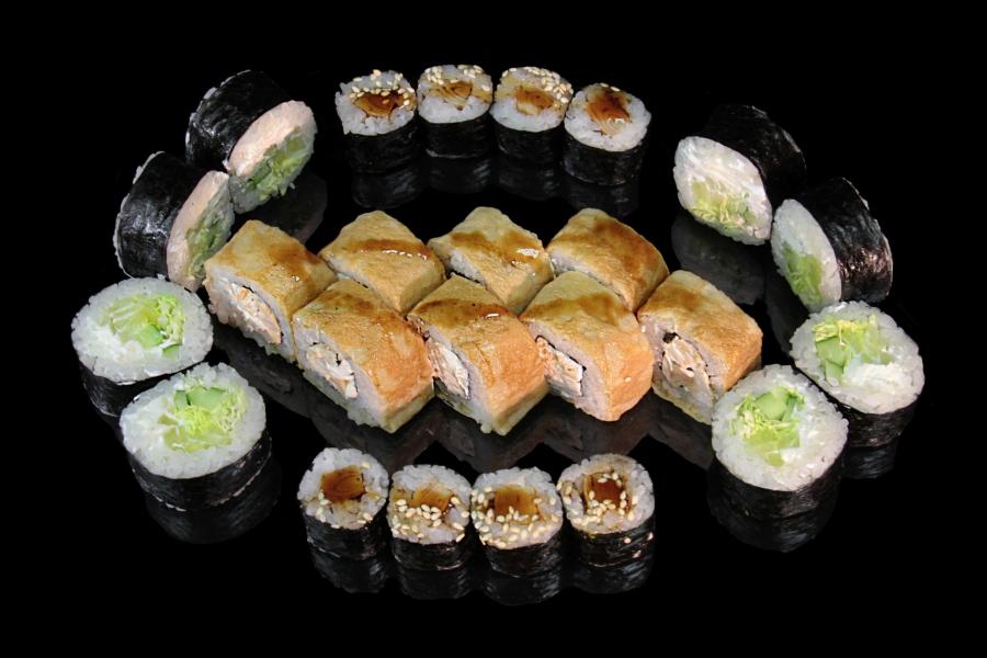 Роллы и суши – доставка в Пскове STEDRoll – фото 406.1