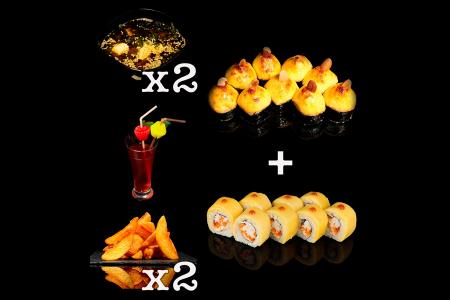 Роллы и суши – доставка в Пскове STEDRoll – фото 605