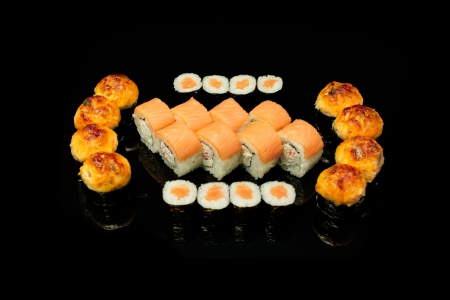 Роллы и суши – доставка в Пскове STEDRoll – фото 396